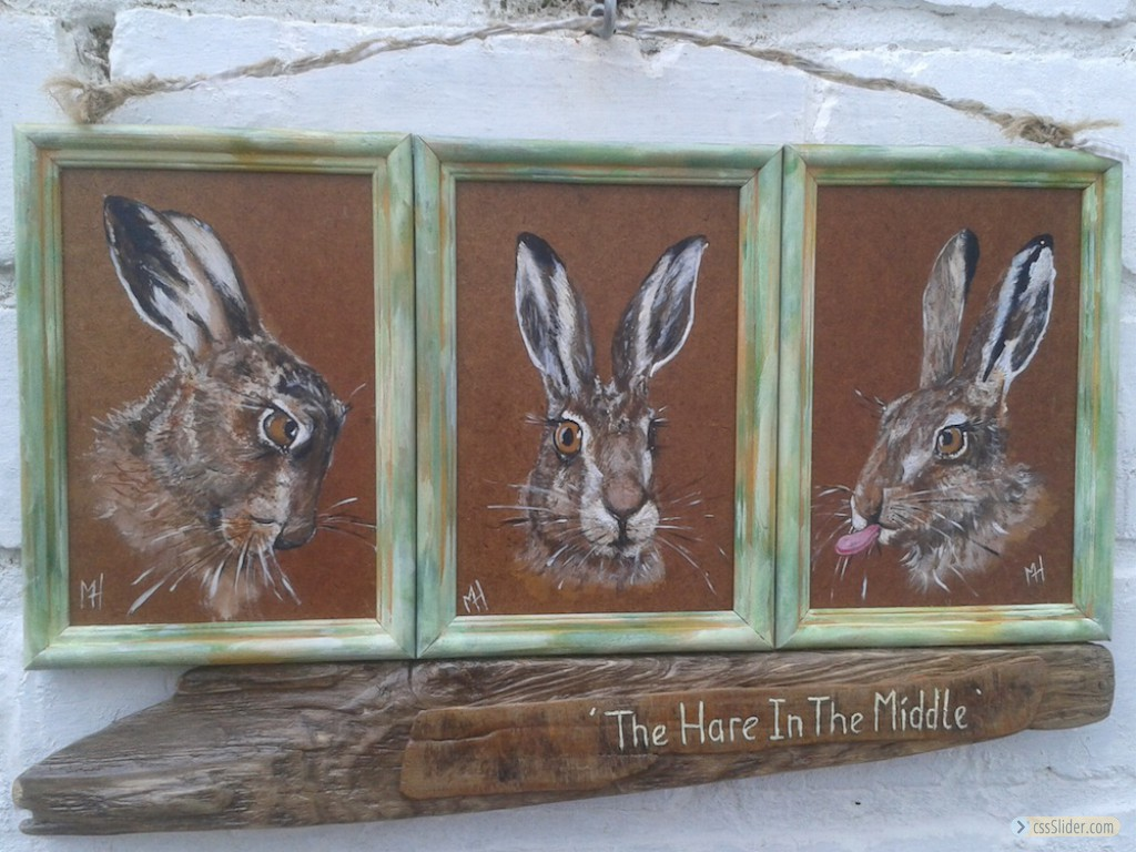 Hare In The Middle